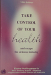 Pic of the Book Take Control of your health