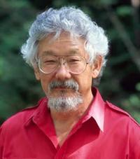 Pic of David suzuki